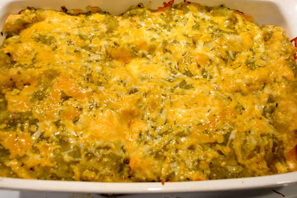 wild turkey recipes enchiladas verde