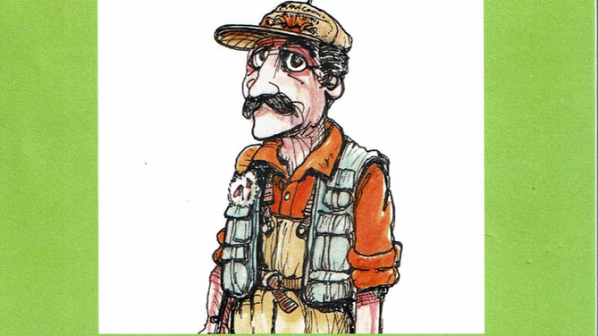 'Hunting With Beanpole' a Chuckle-a-Minute Read; Jim Mize's Latest Award-Winning Book