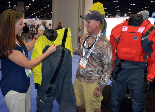 ICAST 2018 Mustang Survival