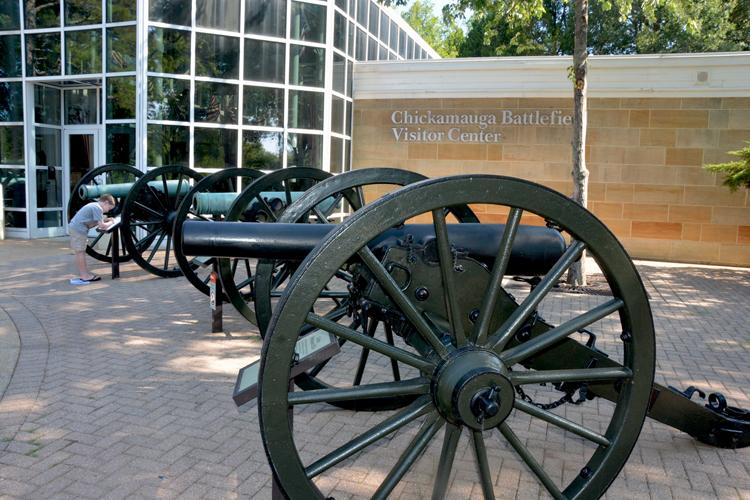 Chickamauga Battlefield Visitor Center - OR