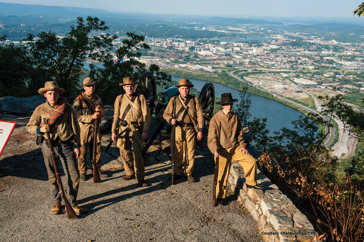 Chattanooga tourism things to do and see