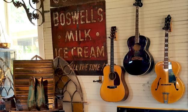 Franklin & Leiper's Fork, Tennessee Music scene