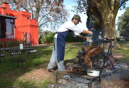 Uruguay Lodge - Chef Edward Cardona