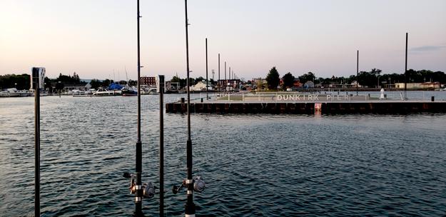 daybreak departure from dunkirk pier