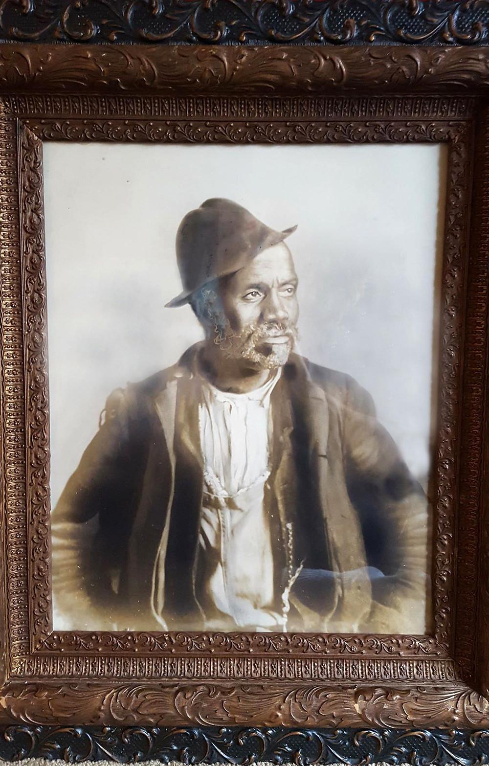 Jeremiah Stevens turkey call maker