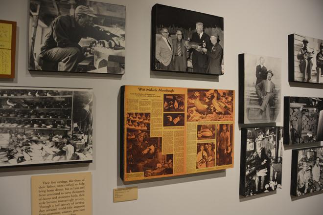 Ward Museum-History