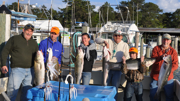 Atlantic States Marine Fisheries Commission Approves 18 Percent Reduction in Striper Take