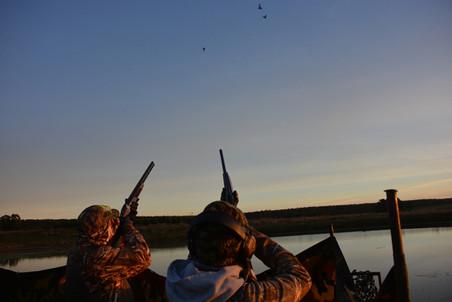 Uruguay Ducks - - Daybreak High Flyers