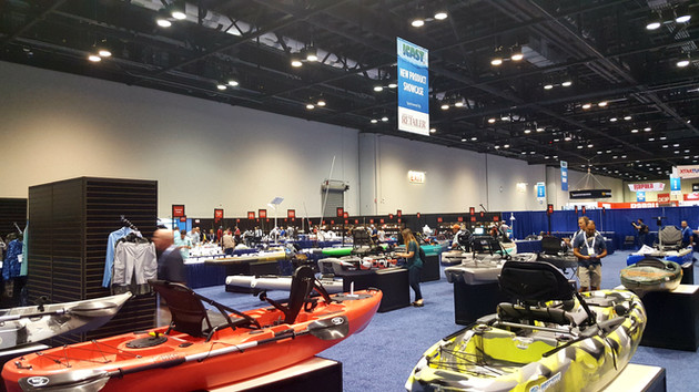 ICAST 2018's New Product Entries: mind-blowing electronics, cool lures, hi-tech rods