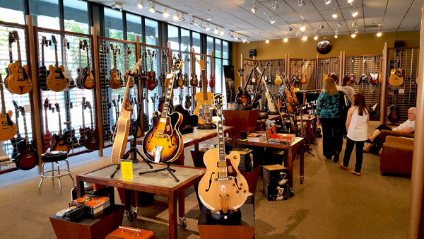 Memphis-Gibson Guitar Custom Shop