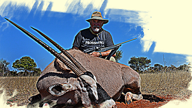 Ancient Bull Sable, Iconic Gemsbok & Impressive Blesbok Round Out Incredible South African Hunt