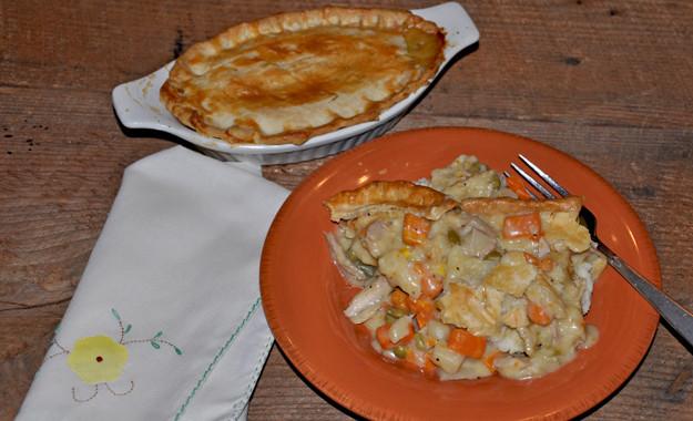 pheasant pot pie wild game recipes