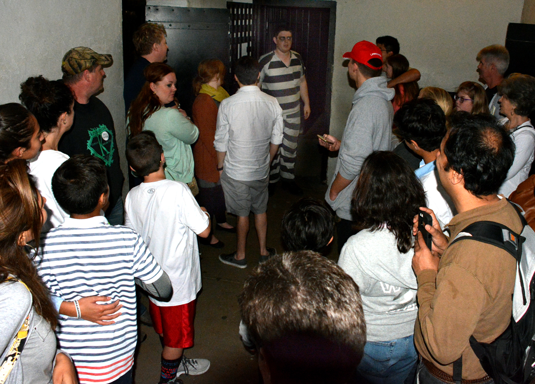 Ghost Tour - Old Jail
