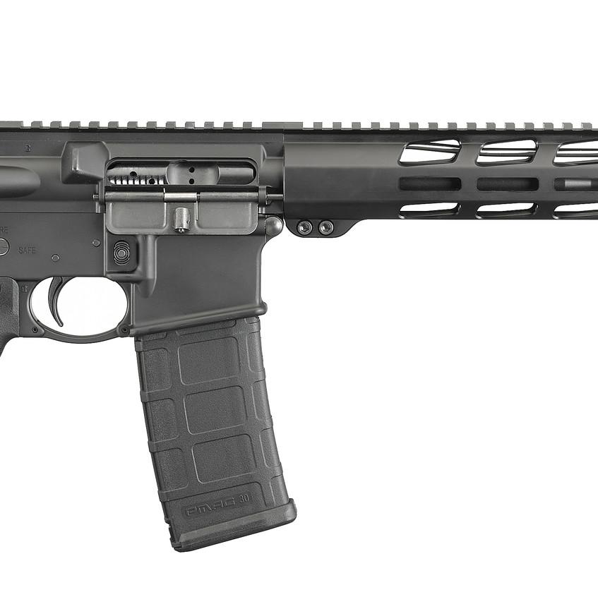 Ruger AR-556 MPR - manufacturer photo