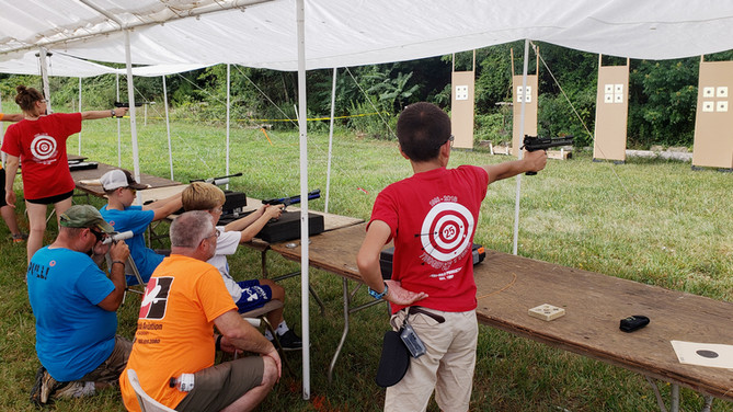 4-H Shooting Programs Teaching Virginia Youngsters Responsibility, Discipline & Respect