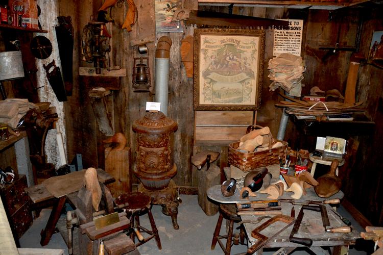 Upper Bay Museum - Carver Workshop