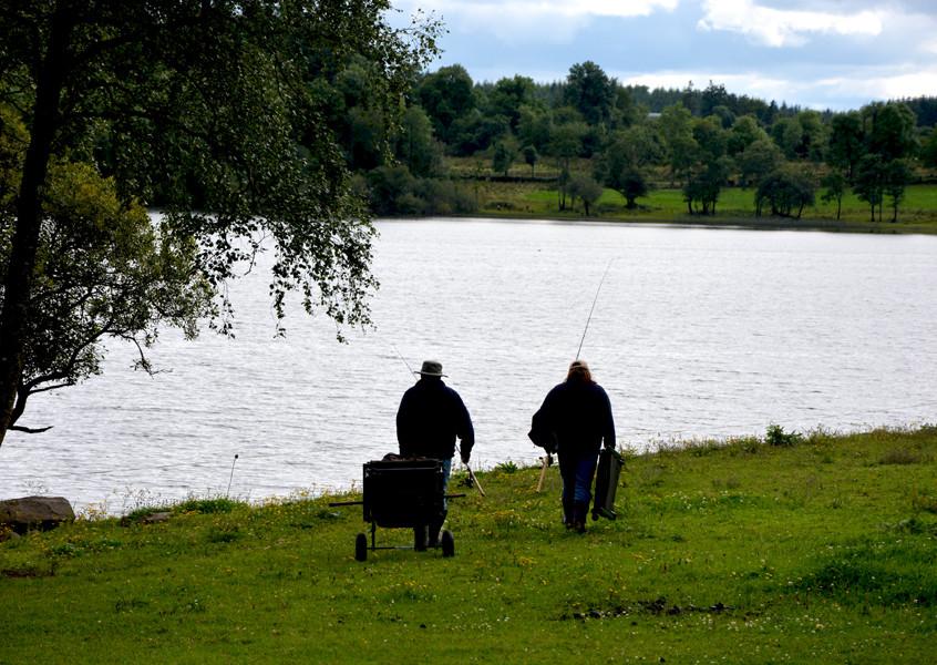 Ireland-Bank Fishing Holiday