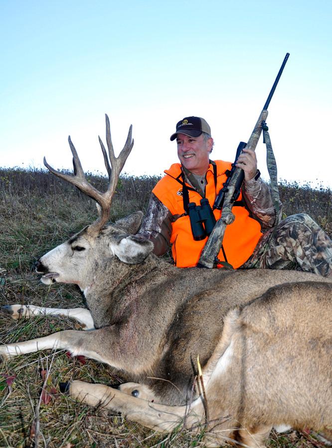 Montana mule deer hunting Bergara rifles