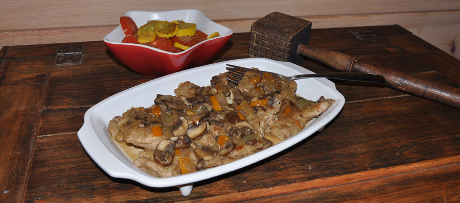 wild game and fish cooking recipes wild turkey marsala