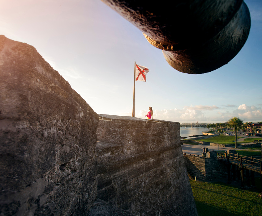 Fort Cannon Shot