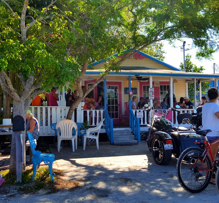 Island Hopper - Great Ft Myers Beach breakfast spot