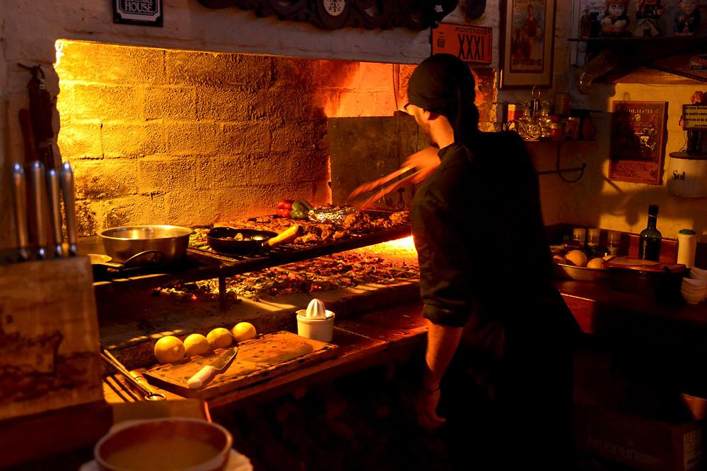 Primuseum Restaurant grill