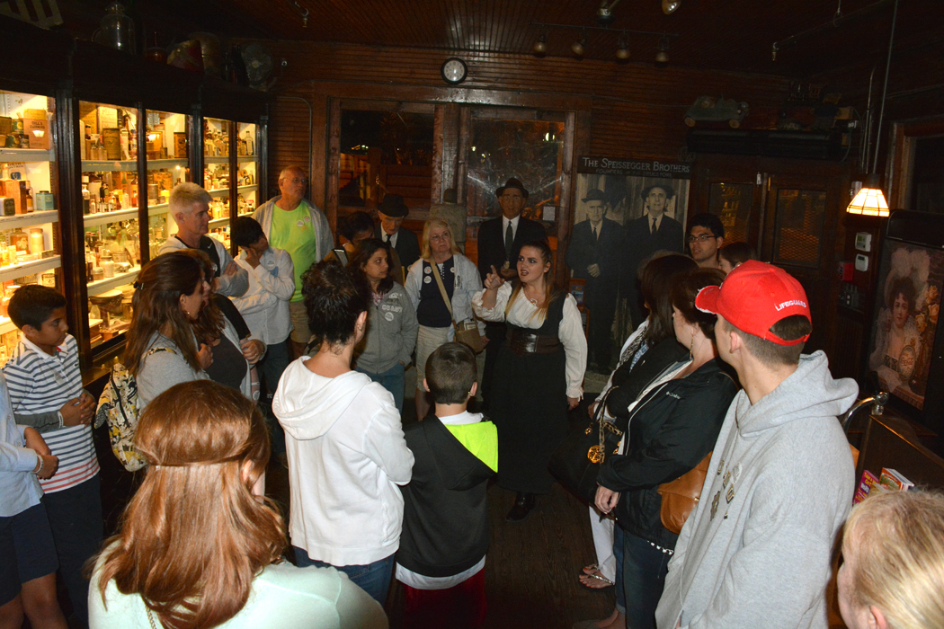 Ghost Tour - Wax Museum and more