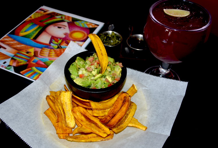 Chattanooga - best guacamole ever at Conga  OR