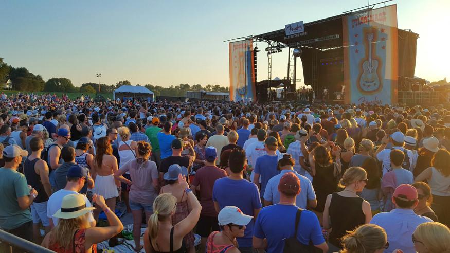 Franklin & Leiper's Fork, Tennessee Music scene Pilgramage Festival