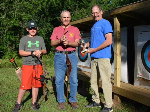 Retired Marine Continues to Serve; Today, He's 'Semper Fi' Teaching and Helping Youth Archers