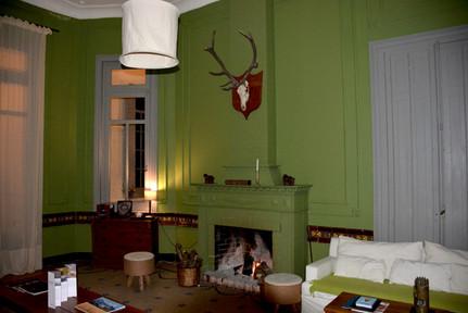 Uruguay Lodge -  Living Room