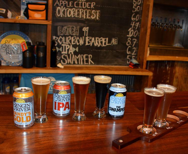 Singin' River Brewery - OR