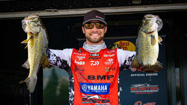 Virginians Fare Well in 2021 Bassmaster Northern Open on James River with 14 in the top 40