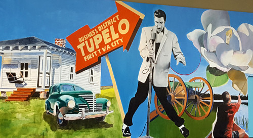 Tupelo, Mississippi Elvis Birthplace Music