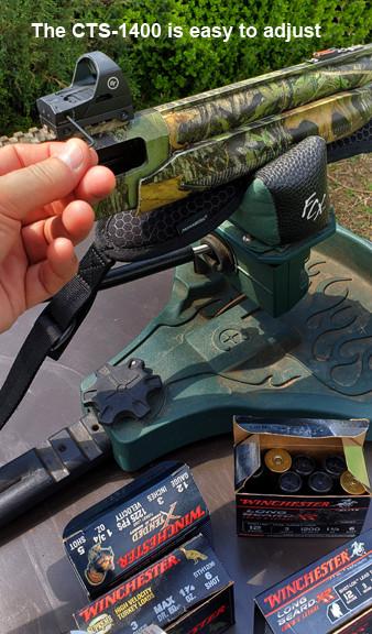 turkey hunting guns ammunition sights patterning