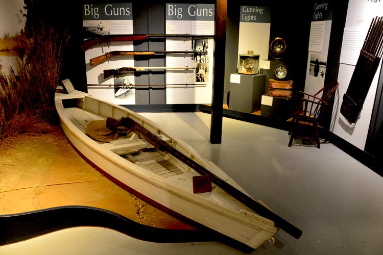 Maritime Museum- Big Guns Exhibit