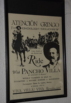 OR-Ride with Pancho Villa