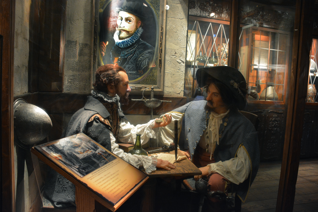 Pirate museum 1