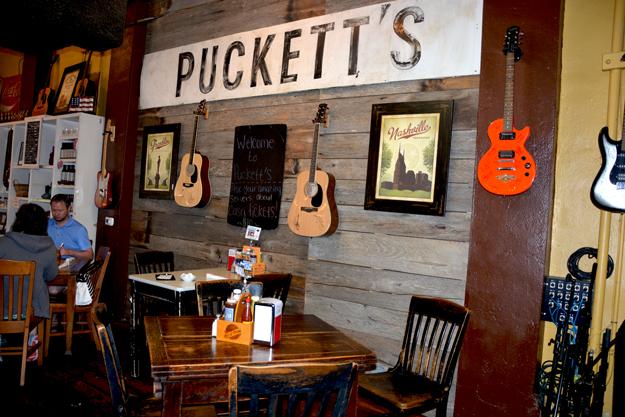 Puckett's-Franklin