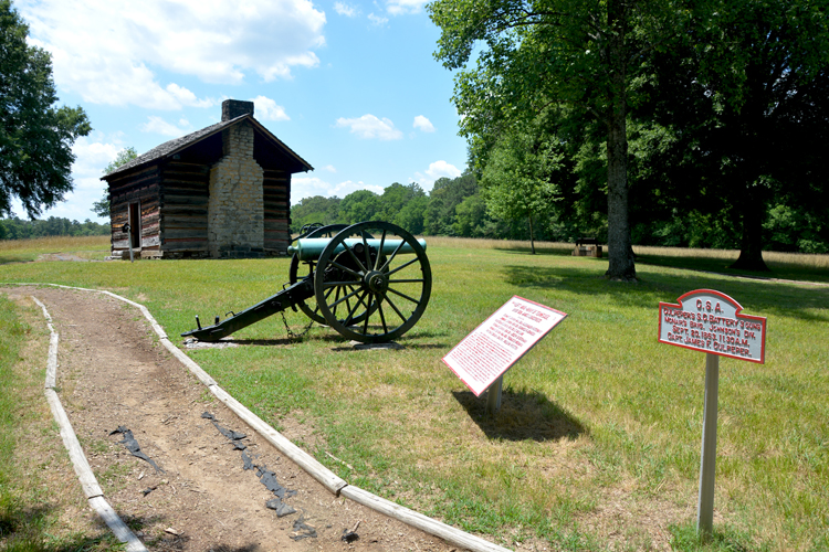 Chattanooga Battlefield Tour - OR