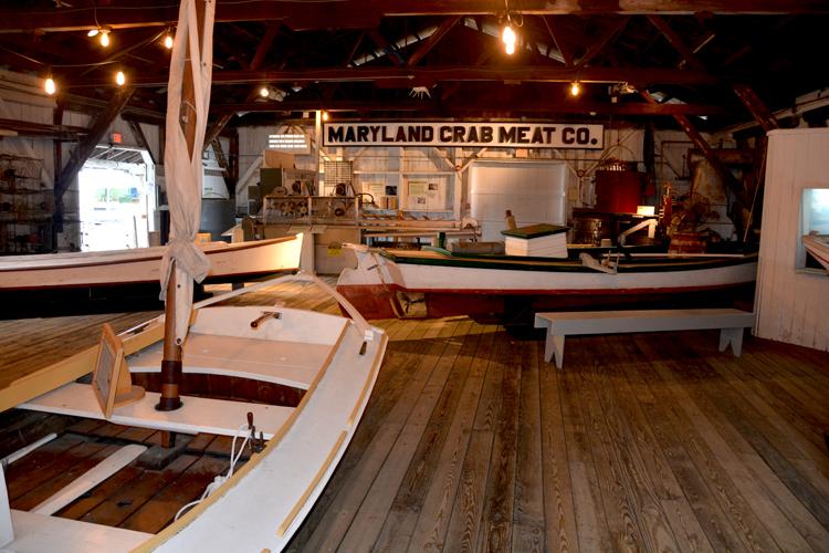 Maritime Museum-Working Boats Exhibit