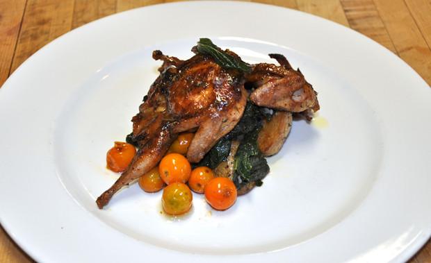 wild game cooking recipes quail