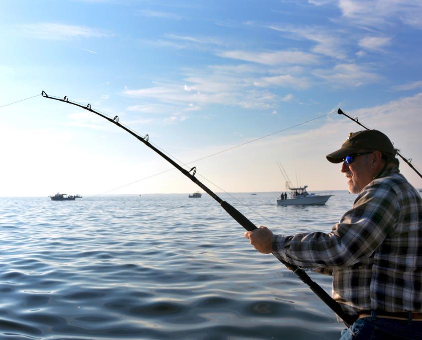 Your favorite TV Fisherman