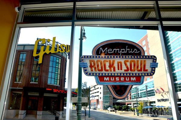 Memphis Music Blues, Country & Soul