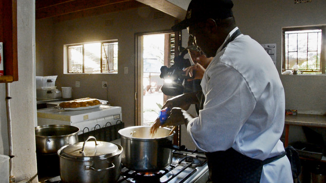 'Bufftail Soup' -- Who Knew an Old Cape Buffalo Could Taste So Good! - Recipe and Video