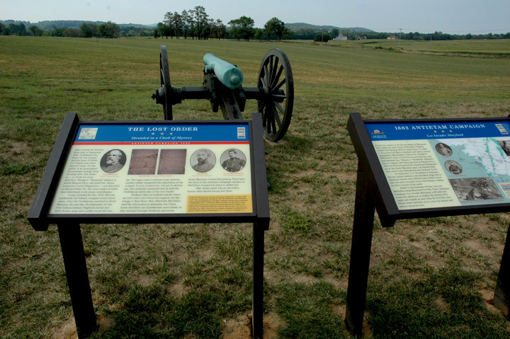 Harpers Ferry and Antietam