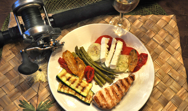 Cobia - Summertime King of the Chesapeake is a Royal Dining Treat When Grilled and Dilled