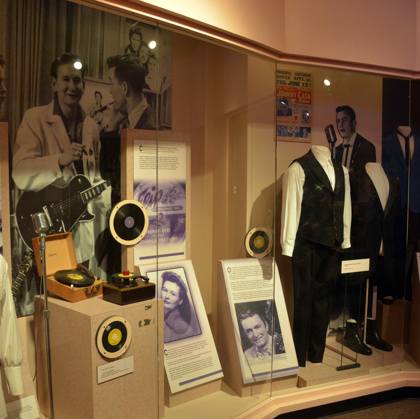 Memphis-Sun Studio exhibit at Rock N Sou