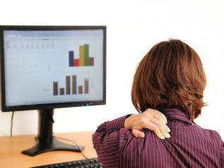 5 อาการที่บอกว่าคุณป่วยเป็น Office Syndrome