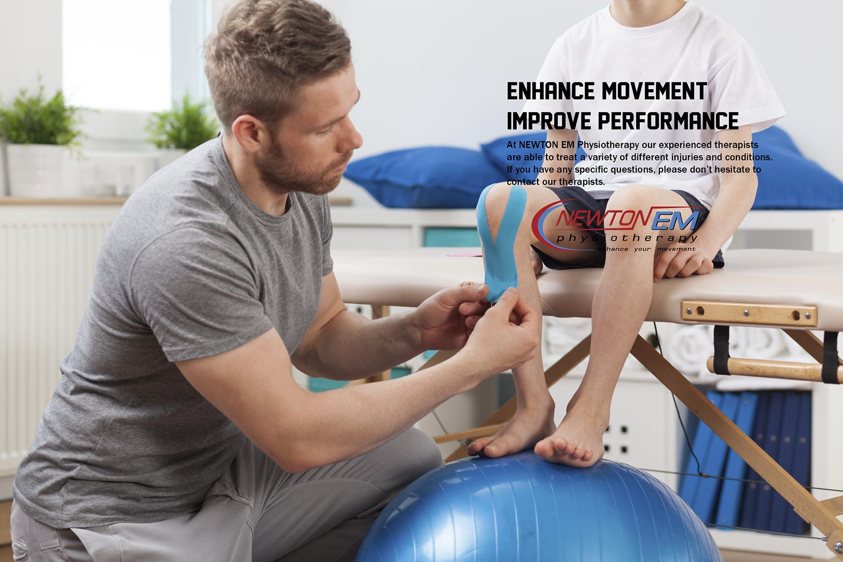 Newton EM Physio Therapy Bangkok